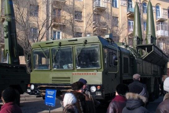 Экс-глава Службы внешней разведки Украины Виктор Гвоздь испугался российских «Искандеров»