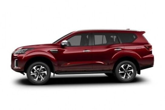 Внедорожник на базе пикапа: Nissan Xterrа может вернуться в США