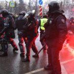 В Москве возбудили дело из-за перекрытия дорог на незаконной акции