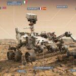 NASA: ️Perseverance сел на Марс