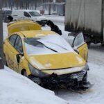 Пьяные московские водители стали чаще устраивать ДТП в будни