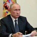 Россия находится на «марше развития», считает Путин