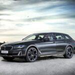 Новый кросс-универсал BMW 5 серии: каким он может быть