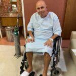 Иосиф Пригожин показал фото в коляске: «Болезнь развивалась по плохому сценарию. 8 дней ада» | StarHit.ru
