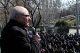 Лидер оппозиции оценил вероятность гражданской войны в Армении