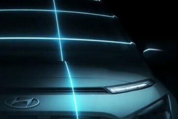 Hyundai в преддверии премьеры кроссовера «начального уровня» дразнит коротким видео