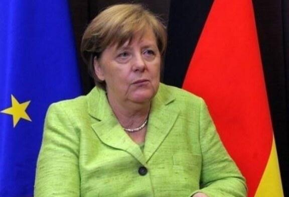 Канцлер Германии Ангела Меркель призвала освободить Навального