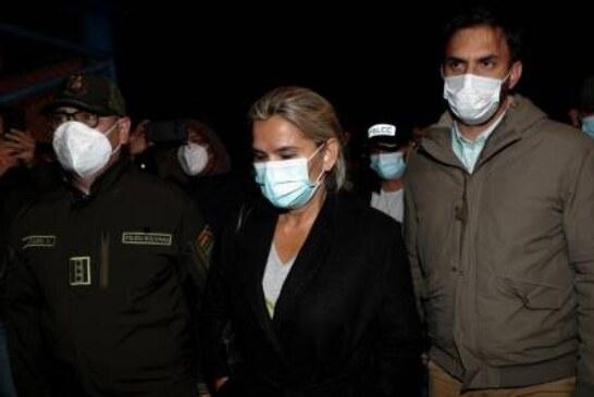 В Боливии задержали бывшую и. о. президента Жанин Аньес