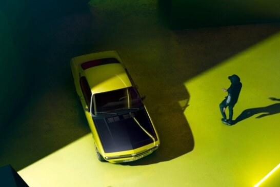 Возрождённый Opel Manta оказался заводским электрическим рестомотодом