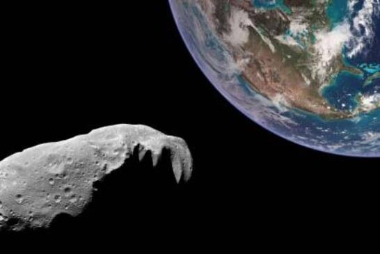 К Земле приближается астероид размером с самолет