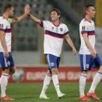 Сборная России победила Мальту и возглавила группу в отборе к ЧМ-2022