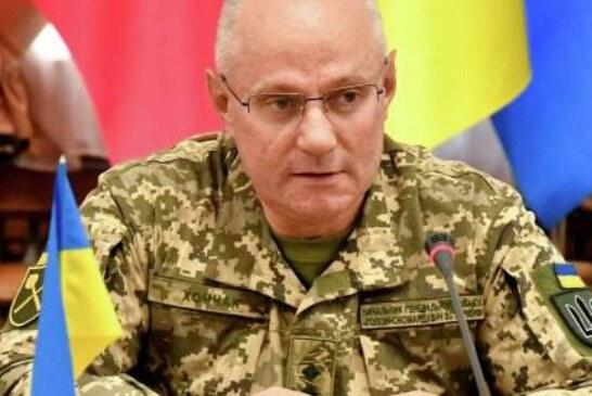 Глава Генштаба Украины вылетел в Донбасс после гибели четырех военных