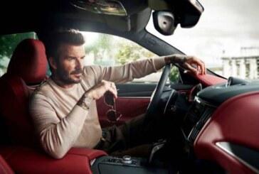 Дэвид Бекхэм перешел в команду Maserati