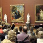 Жалоба на обнаженные скульптуры в Эрмитаже возмутила музейщиков