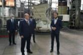 Мишустину в МАИ показали учебную орбитальную пилотируемую станцию «Алмаз»