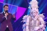 В шоу «Маска» под образом Белого орла оказался Марк Тишман