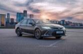 В России начались продажи новой Toyota Camry