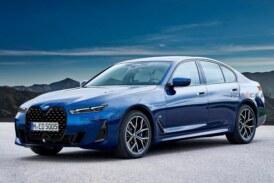 BMW 5 series готовится к смене генерации: первое изображение