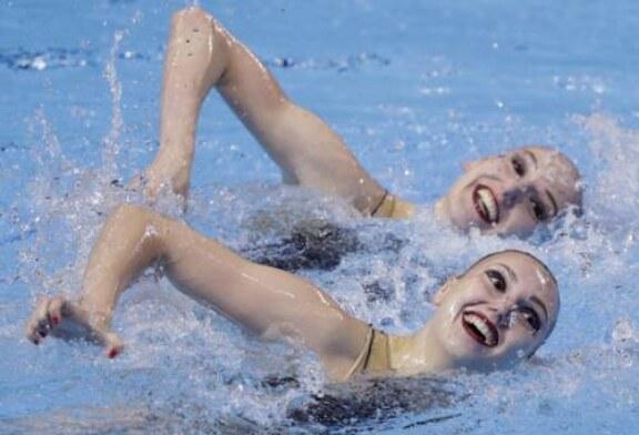 Синхронистки Ромашина и Колесниченко два раза завоевывали золото чемпионата Европы