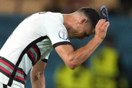 Евро-2020 лишился своих главных фаворитов уже на первой стадии плей-офф