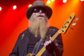 Перед смертью гитарист ZZ Top Дасти Хилл планировал новые концерты