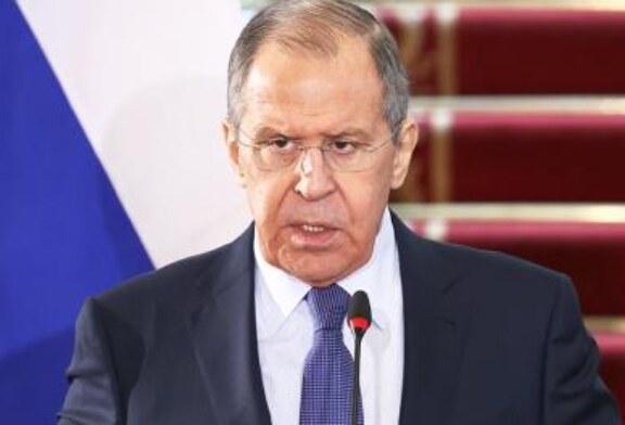 Лавров заявил о попытках очернить Сталина в рамках кампании по переписыванию истории