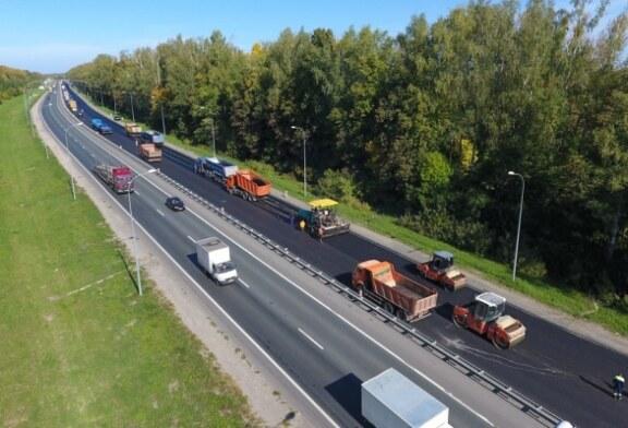 Бесплатный дублёр М-12 быстрее не станет: на трассе М-7 «Волга» останется прежняя скорость