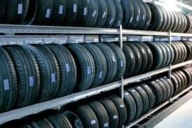 Уход и хранение шин: специализированные склады и стеллажи