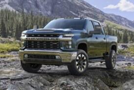 Chevrolet может оснастить обновлённый Silverado HD 505-сильным мотором V8