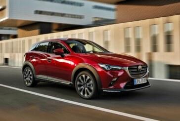 Стильный, но не очень успешный кроссовер Mazda CX-3 уходит в отставку без наследника