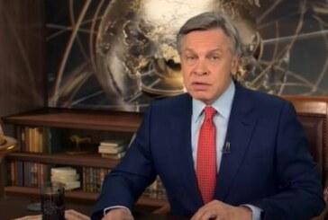 Пушков резко ответил Столтенбергу, заявившему об «агрессии»  России