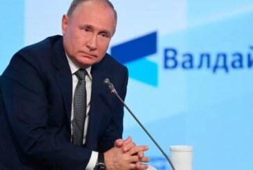 Путин раскритиковал «существующую модель капитализма», но ничего не предложил взамен