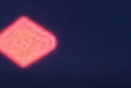 В небе над США заметили квадратный НЛО