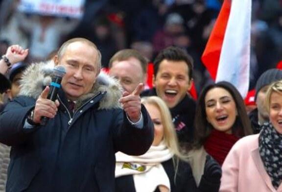 Рать Навального против миллионов сторонников Путина