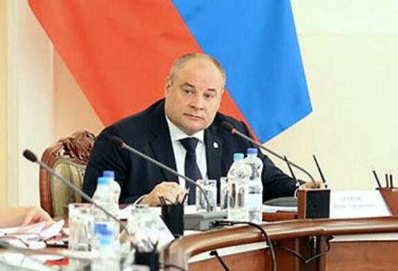 Игорь Греков покинул пост вице-губернатора Рязанской области