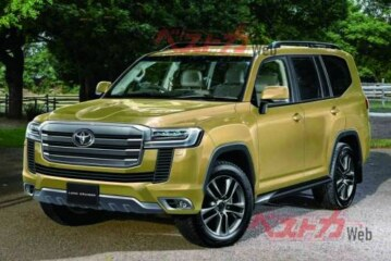 Мы узнали, когда начнется прием заказов на Toyota Land Cruiser 300