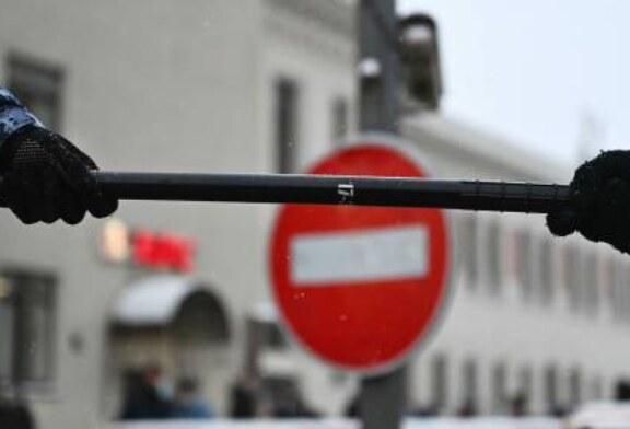 В Москве сняли ограничения на движение наземного транспорта