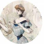 Что носили звезды Серебряного века: хромые юбки и запрещенные булавки