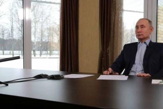 Путин напомнил о беспорядках в США, говоря о незаконных акциях в России
