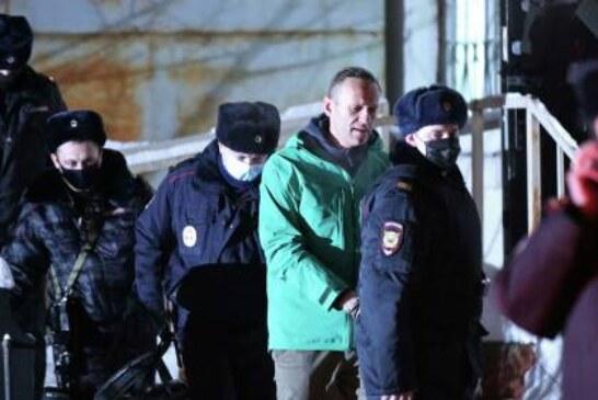 В ОНК рассказали, чем занимался Навальный в день незаконных акций
