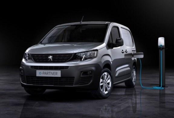 Peugeot становится «зеленее»: в линейке французского бренда появился e-Partner