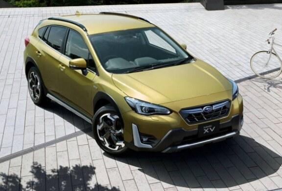 Обновлённый Subaru XV приедет в Россию с прежними моторами. И раньше, чем ожидалось