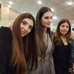 На премьеру фильма о Вере Глаголевой приехали три ее дочери