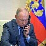 Путин поговорил по телефону с Наиной Ельциной