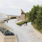 В Петербурге утвердили новый памятник Петру I со спасением утопающих