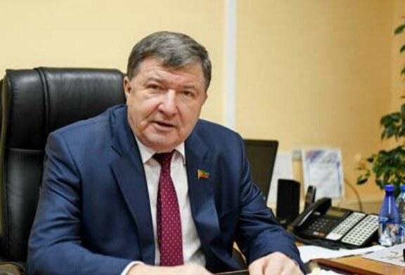 Умер спикер заксобрания Забайкалья Игорь Лиханов