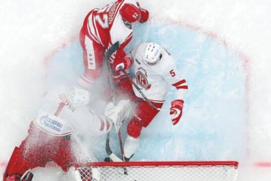 «Спартак» рискует остаться без плей-офф Кубка Гагарина