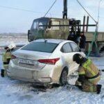 В Свердловской области восстановили движение на трассе после крупного ДТП