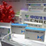 В Белоруссии начали прививать от коронавируса китайской вакциной