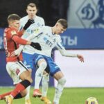 «Спартак» обыграл «Динамо» и вышел на 2-е место